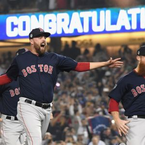 Boston Red Sox, Heath Hembree ja Craig Kimbrel