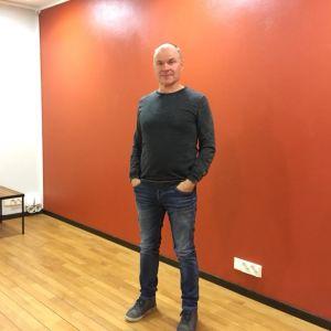 Savonlinnan teatterinjohtajaksi valittu Jouni Rissanen.