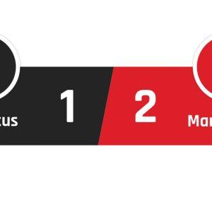 Juventus - Manchester United 1-2