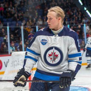 Patrik Laine #29, Winnipeg Jets