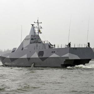 Ruotsin laivaston alus