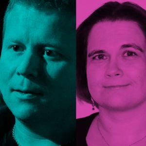 Vieraina Sampo Kaulanen, Sanna Kallio ja Antti Loimalahti