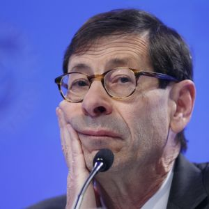 Kansainvälisen valuuttarahaston IMF:n pääekonomisti Maurice Obstfeld