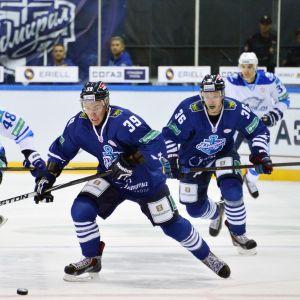 Logan Pyett on aiemmin pelannut muun muassa Admiral Vladivostokissa.