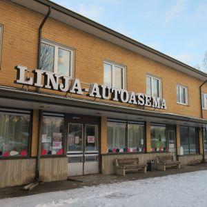 Virolahden linja-autoasema