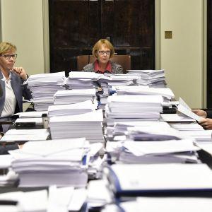 Perustuslakivaliokunnan kokous
