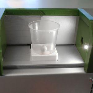 Eksoten lääke-automaatti