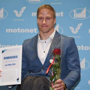 Leo-Pekka Tähti vuoden yleisurheilija 2018