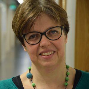 Siv Sandberg, kuntatutkija, Åbo Akademi