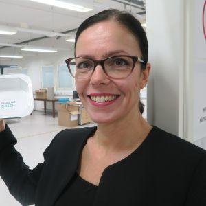 Jospakin toimitusjohtaja Tarja Heikkilä