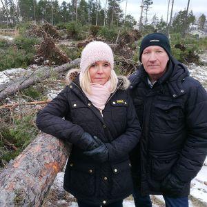 Ulla-Liisa ja Tom Latvala
