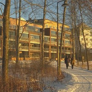 Hämeenlinnan Asemanrannan Origo-talo