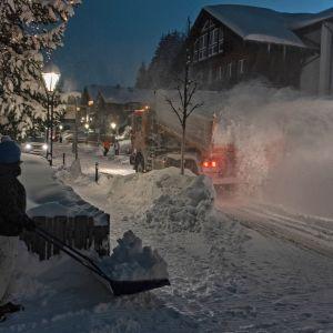 St. Anton lumimyräkät