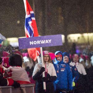 Yleiskuva Lahden MM-hiihdoista 2017