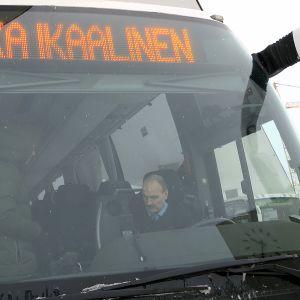Ikaalisten linja-auto