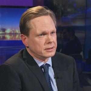 Valtiosääntöoikeuden professori Tuomas Ojanen.