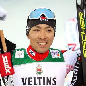 Akito Watabe.