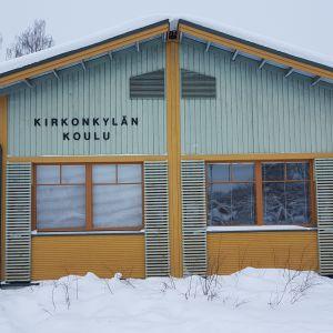 Taipalsaaren kinkonkylän koulu
