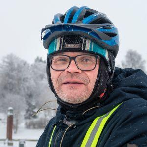 Talvipyöräily, sähköpyöräily, pyöräily