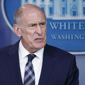 Yhdysvaltain kansallisen tiedustelun johtaja Dan Coats.