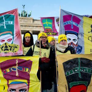 Amnestyn International on muistuttanut usein Egyptin ihmisoikeusongelmista.