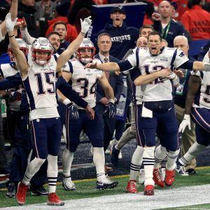 Super Bowl Patriots