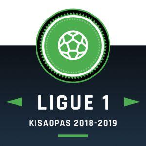 LIGUE 1 - KISAOPAS 2018-2019