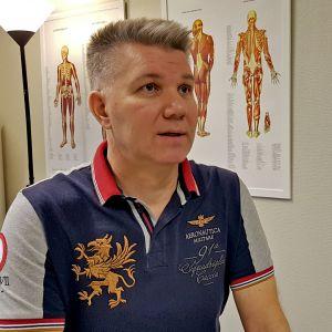 Osteopaatti Heikki Orava
