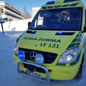 Ambulanssi.