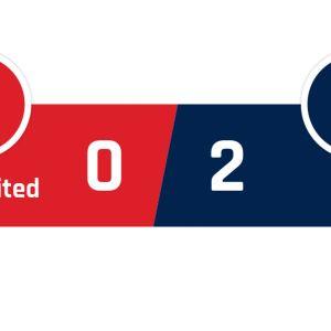 Manchester United - PSG 0-2