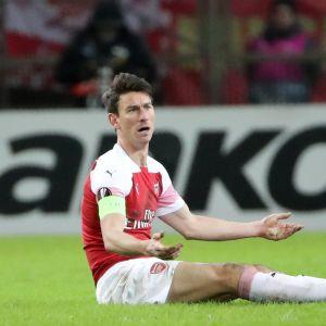 Arsenalin Laurent Koscielny
