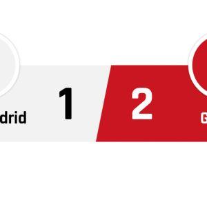 Real Madrid - Girona 1-2