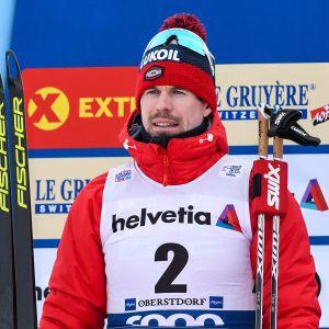 Sergei Ustjugov.