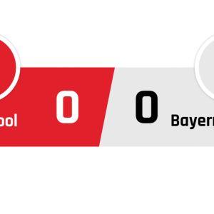 Liverpool - Bayern München 0-0