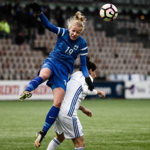 """Kvinnor systematiskt motarbetade inom fotbollen  """"Struntprat att det ... 15a5dc2c4344a"""