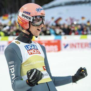 Karl Geiger kuvassa