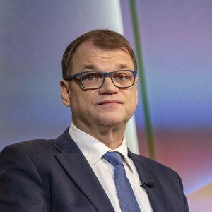 Juha Sipilä Ykkösaamussa 09.03.2019.
