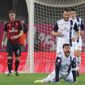 8b8bbf2f21c Hetemaj fortsätter i Chievo med tvåårigt kontrakt
