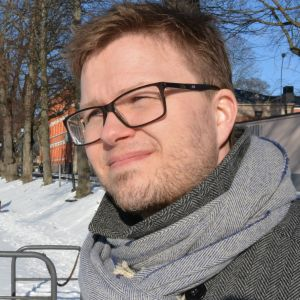 Tohtoritutkija Stefan Norrgård on selvittänyt Aurajoen jäidenlähdön historian.