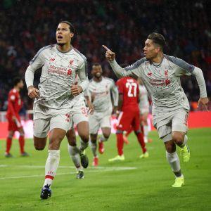 Virgil van Dijk, Liverpool.