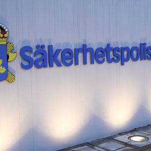 Ruotsin turvallisuuspoliisi SÄPO.