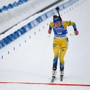 Hanna Öberg kuvassa