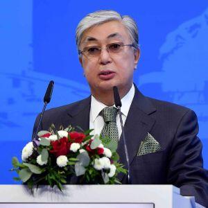Kazakstanin virkaatekevä presidentti on nyt Kassym-Jomart Tokajev.