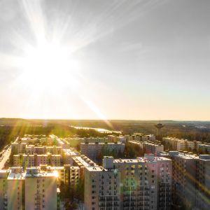 Hervanta Tampere Drooni