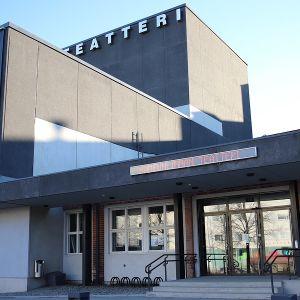 Hämeenlinnan Teatteri ulkoa
