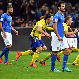 Italia-Ruotsi 2017