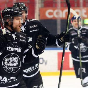 Otto Nieminen, TPS