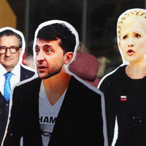 TV-koomikko Volodymyr Zelenskyi
