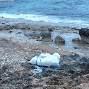 Suomalaissukeltaja löysi lomareissullaan 28 kilon huumelastin kellumasta Kyproksen edustalla.