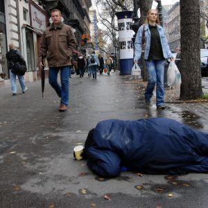 Suomessa kerjäämistä ei ole yhdistetty järjestäytyneeseen rikollisuuteen.